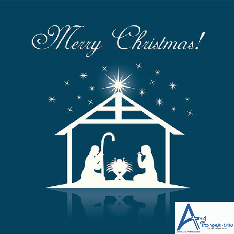 Buon Natale Originale.Buon Natale Amici Del Terzo Mondo